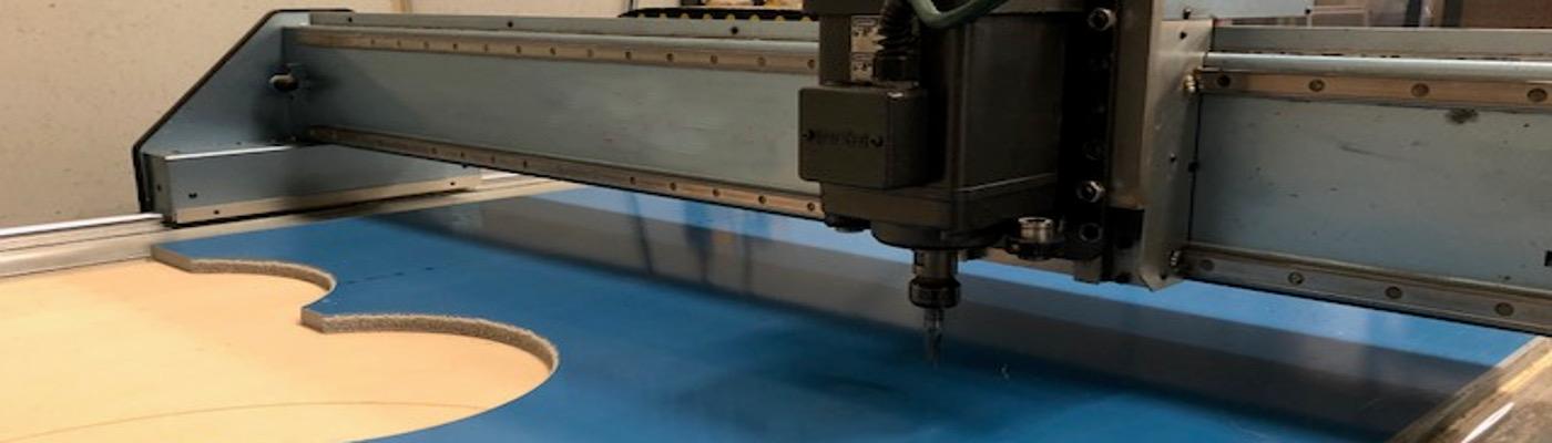 Plastic Machining Banner